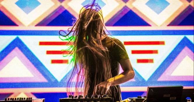 Watch Bassnectar Music Bring This Visual Art Time Lapse to Life [VIDEO]