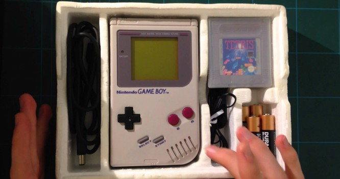 This Producer Made a Whole Album Using a Gameboy [LISTEN]