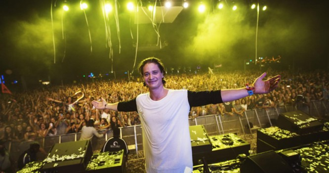 Kygo is Throwing His own Festival in a Castle - Introducing Cloud Nine Festival