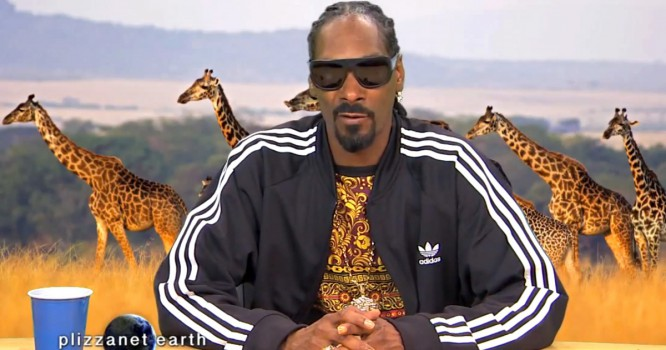 Petition for Snoop Dogg to Collab with Popular Nature Series Goes Viral