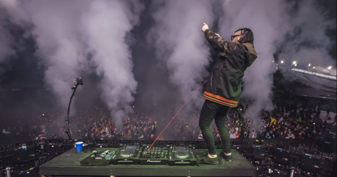 One of Skrillex's Most Unique Collabs Yet Hits the Internet [LISTEN]