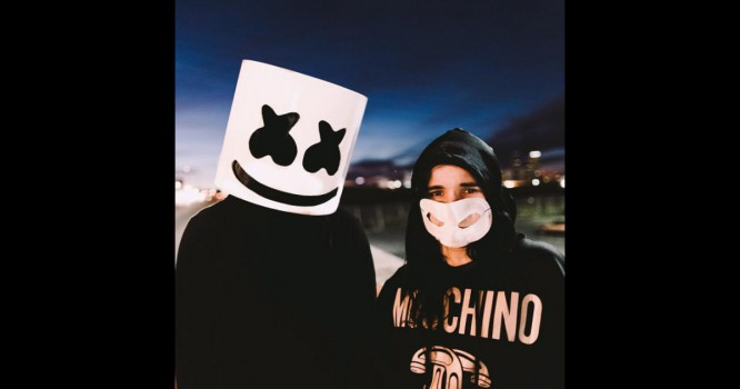 Skrillex And Marshmello Share Videos From Their Studio Session [WATCH]