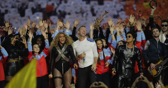 See How Much Coldplay and Beyonce Made for Super Bowl Halftime Show