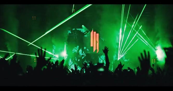 This New Skrillex Tour Video is Breathtaking