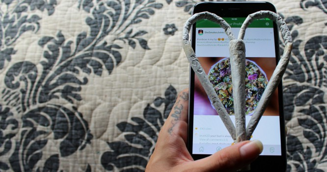 Watch How To Make a Heart-Shaped Joint for V-Day [VIDEO]