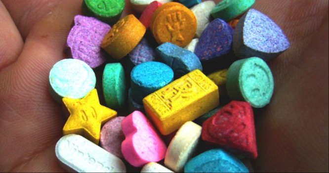 """The Man Who Named MDMA """"Ecstasy"""" Was a Catholic Priest"""