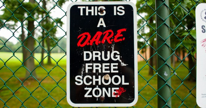 """""""We Need To Accept That a Drug-Free World Is An Illusion"""""""
