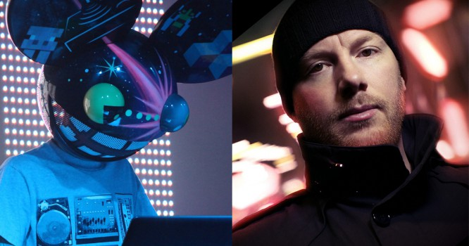 Deadmau5 and Eric Prydz are Joining Forces to Make History