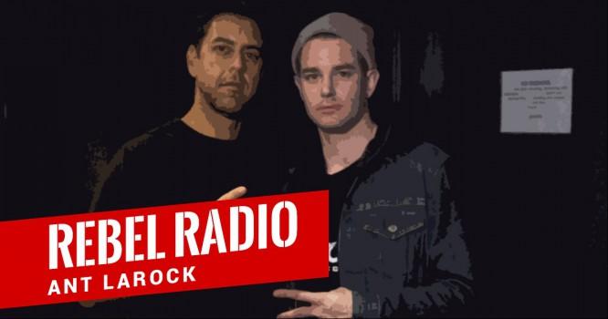 Rebel Radio Ep. 36: Ant LaRock - 3 Powerful Ways to Stay Incredibly Focused