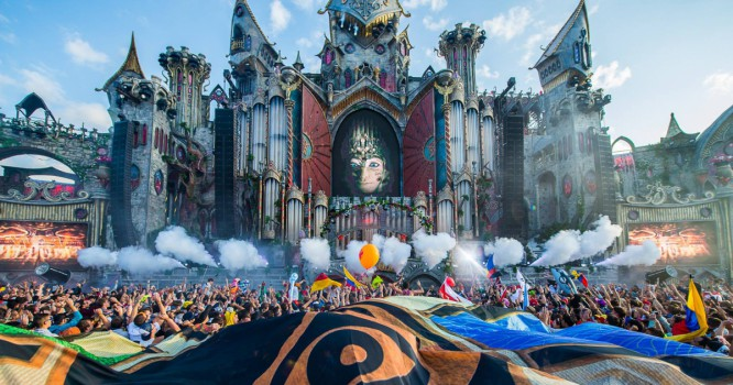 Tomorrowland Adds New Headliners to 2016 Lineup