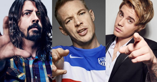Foo Fighters Breakup - Grohl Going EDM, Bandmates Consider Replacements