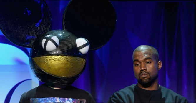 Kanye Ends Deadmau5 Feud By Putting File Sharing Rumors to Rest