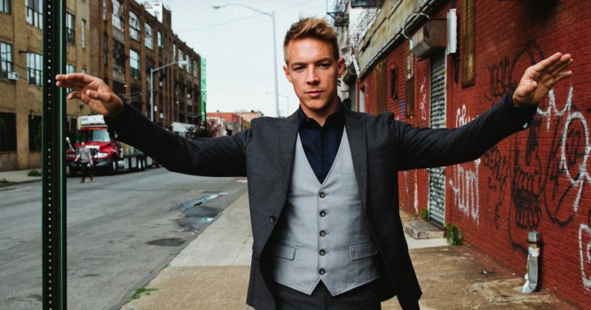 See the Epic Turnout at the Most Important Show Diplo Has Ever Done