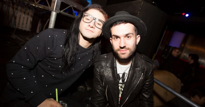 Skrillex, A-Trak Talk Behind the Scenes Details About Mystery Producer