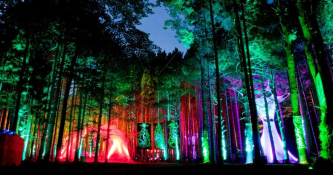The Crew Behind Electric Forest Just Announced a Brand New Festival