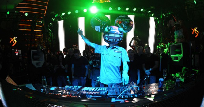 Is This Real Life?! Deadmau5 Just Dropped Some Trap Tunes
