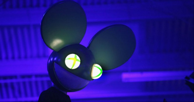 Deadmau5 Takes to the Airwaves with Apple's Beats Radio One