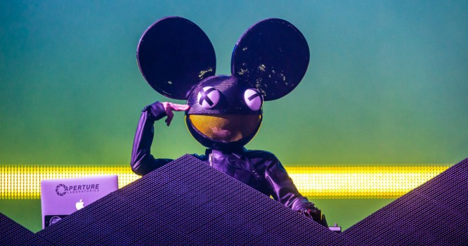 Festival Used Image of Deadmau5 To Sell Tickets, But He's Not Playing