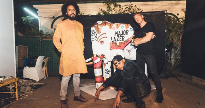 Major Lazer Just Dropped a New Collab for Free DL [LISTEN]