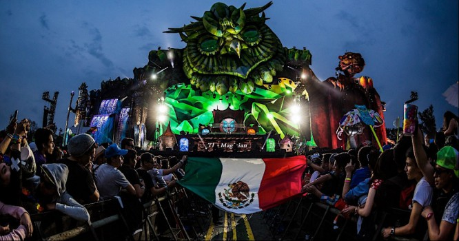 Atellagali Take Us Into the Colorful and Crazy World of EDC Mexico