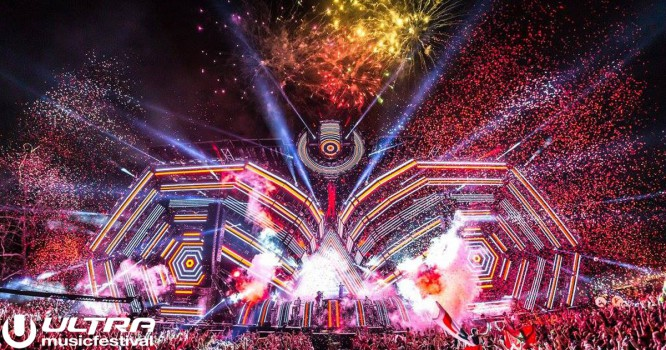 The 10 Most Popular Tracks from Ultra Music Festival 2016