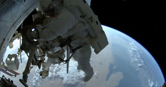 How an Astronaut's Perspective is Changing the World [VIDEO]