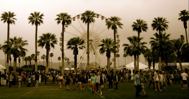 Coachella Organizers to Announce Plans for a New Music Festival