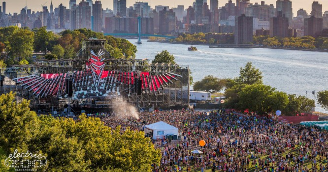 Huge Artist Announcements from Electric Zoo, Outside Lands & More