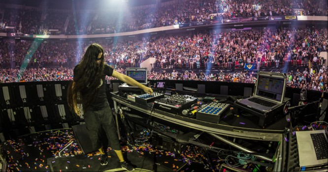 Bassnectar Shares What He Really Thinks About DJing [VIDEO]
