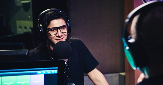 Listen to a Clip of Skrillex's New Collab with 17-Year-Old Prodigy