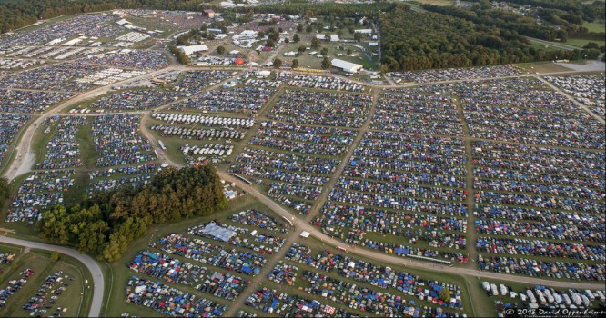 Here's Our Tried and True Checklist for Tackling Your First Camping Festival