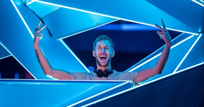 Calvin Harris Has New Music Coming, Drops Hints On Twitter