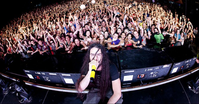 Bassnectar Got Called Out, and His Response Shows True Integrity