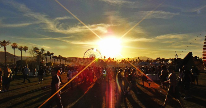 YouTube Will Live Stream Select Coachella Performances in 360 Video