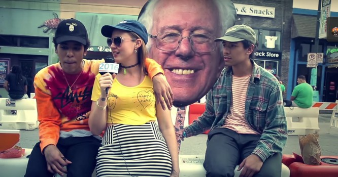 Artists at SXSW Tell us Why They're Feelin' the Bern