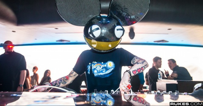 deadmau5 Brings In Two Very Special Guests on New Mix