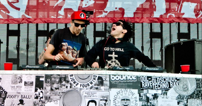 Boys Noize's Illegal May Day Party In Berlin Shut Down By Police