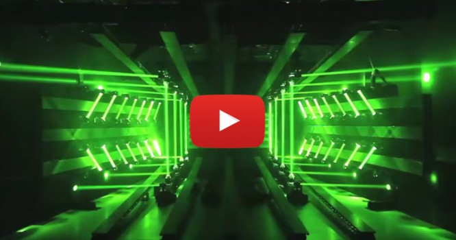 We Promise You've Never Seen a Stage Lightshow Like This