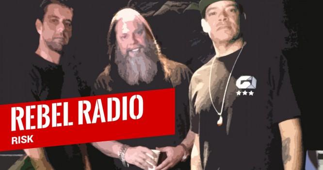 Rebel Radio Ep. 45: Risk - Live, Breathe, Eat, Sleep Art