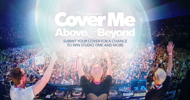 Above & Beyond and Guitar Center Want to Change Your Life Forever [VIDEO]