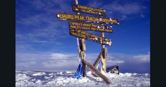 Find Out Why this DJ is Taking On the Tallest Mountain in Africa [VIDEO]