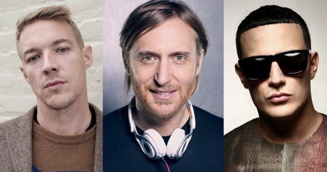 Diplo and DJ Snake Just Tore David Guetta Apart For Blatant Ripoff