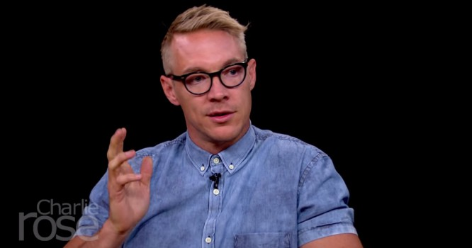 Diplo's Lifelong Dream Was To Become A Paleontologist? [WATCH]