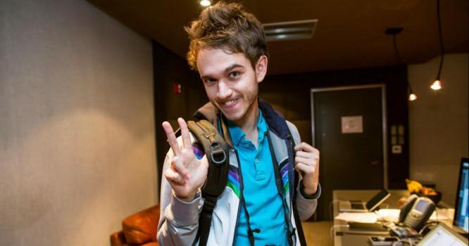 Pop Star Delays Album To Include Zedd Collaboration