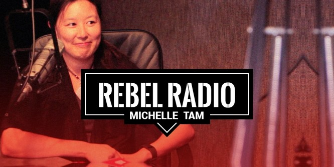 Rebel Radio Ep. 47: Michelle Tam - How To Become the Martha Stewart of Paleo