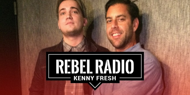 Rebel Radio Ep. 48: Kenny of Fresh Selects - How To Turn a Passion Project Into a Record Label
