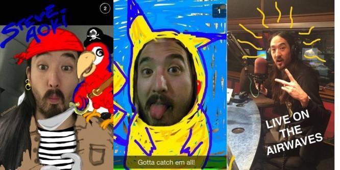 10 Hilarious DJ Snapchats You Should Follow Right Now
