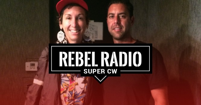 Rebel Radio Ep. 49: CW - Super CW is going to help you beat cancer