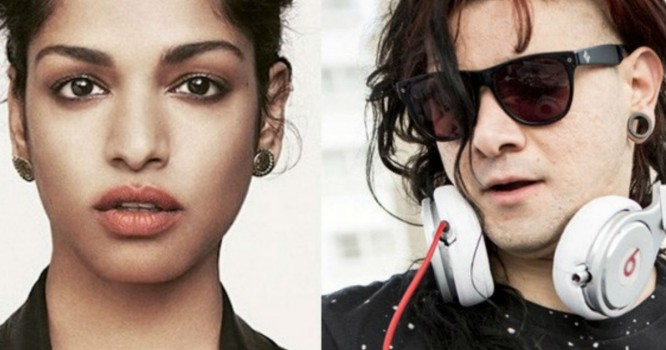 Hear a New Teaser of Skrillex's Long-Awaited Collaboration with M.I.A. [LISTEN]
