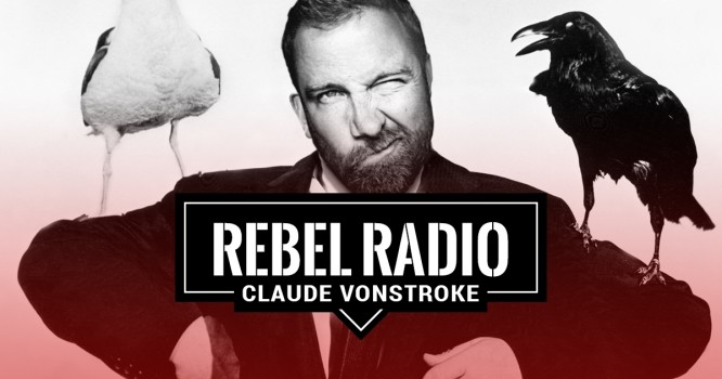 Rebel Radio Ep. 50: Claude VonStroke: How to breakthrough in the music business